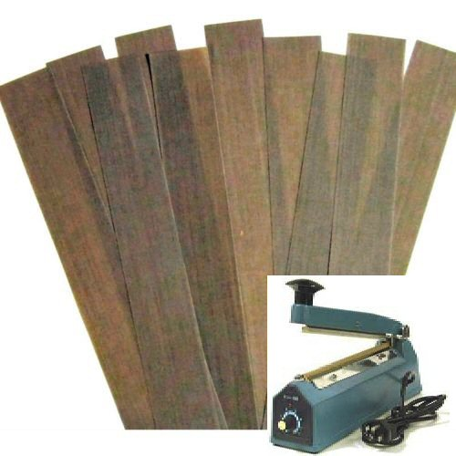 Pre cut PTFE strips and kits for Hand Impulse sealers Sealer parts