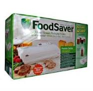 Cover over wire for foodsaver